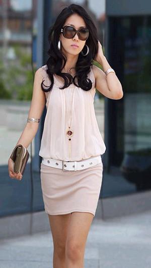 С чем носить и как сочетать розовый цвет