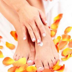 Домашний крем для ног (масленный)