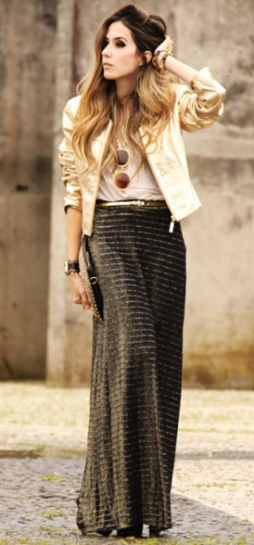 Модный обзор: стили в одежде