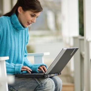 Работа на дому для женщины