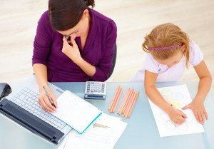 Работающая мама: как справиться со всем сразу?