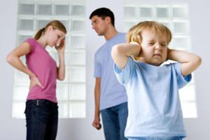 Развод и дети. Как правильно себя вести