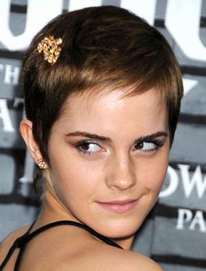 Укладки и аксессуары для коротких волос