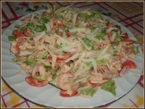оригинальный рецепт салата цезарь