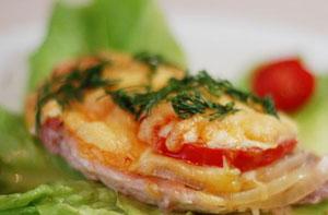 рецепт пошаговый мясо по французски