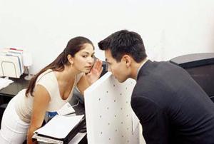 Что нельзя обсуждать с коллегами