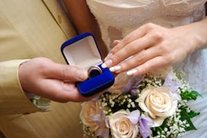 Обручальные кольца. Традиции.