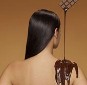 Маска для тела из шоколада