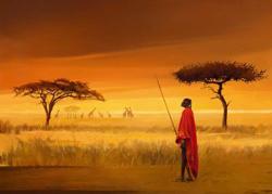 Африканская притча